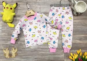 Пижама на флисе Ш0368