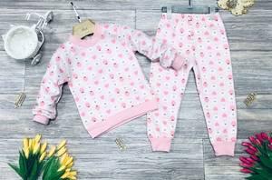 Пижама на флисе Ш0378
