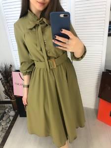 Платье короткое современное Ю7658