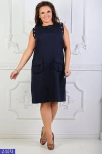 Платье короткое летнее Ч5433