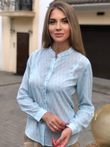 Рубашка с длинным рукавом Ш0800