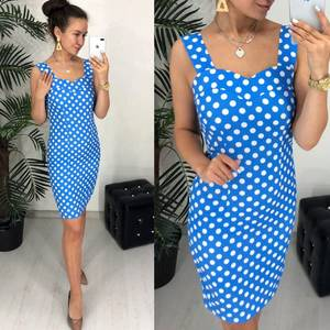 Платье короткое летнее Ш2660
