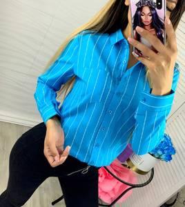 Рубашка с длинным рукавом Ш3620