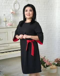 Платье короткое нарядное Ш7656