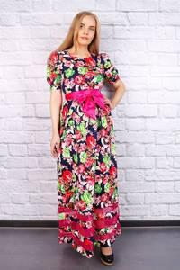 Платье длинное нарядное Ш8736