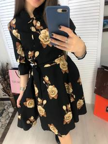 Платье Ю7667