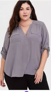 Блуза офисная Ю9665