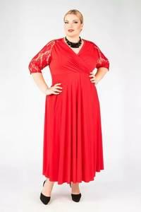 Платье длинное нарядное Я1535