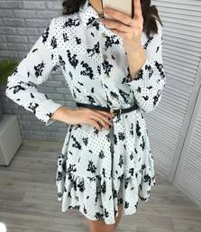 Платье Я3236