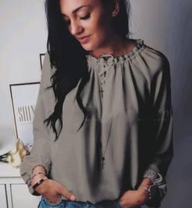 Блуза с длинным рукавом Я5029