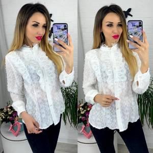 Рубашка с длинным рукавом Я6800