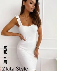 Платье короткое облегающее Я6953