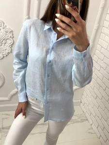 Рубашка с длинным рукавом Я7179