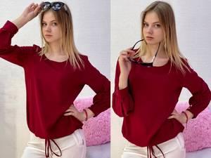 Блуза с длинным рукавом Я7782