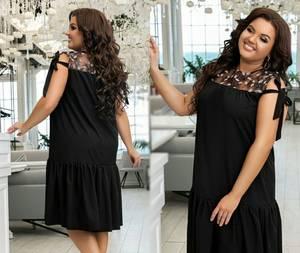 Платье короткое летнее Я7943
