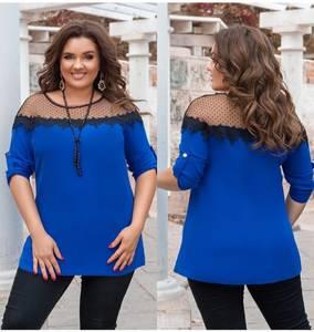 Блуза нарядная А01271
