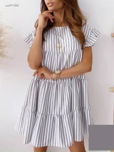 Платье короткое летнее А31455
