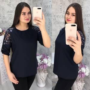 Блуза для офиса Ч4402