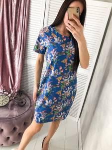 Платье короткое летнее Ч4447