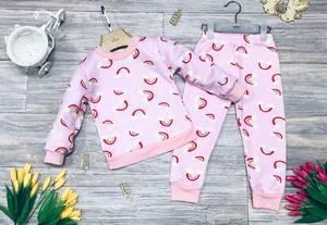 Пижама на флисе Ш0381