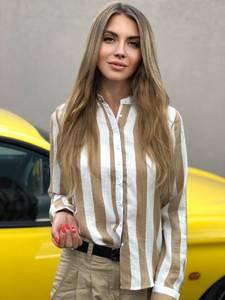 Рубашка с длинным рукавом Ш0801