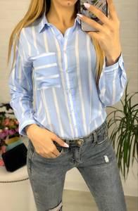 Рубашка с длинным рукавом Я0759