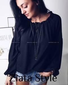 Блуза с длинным рукавом Я5030