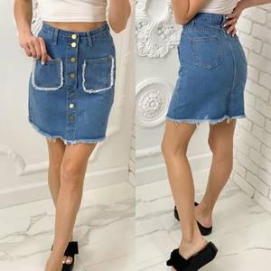 Юбка джинсовая Я5443