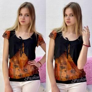 Блуза летняя Я7783