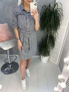 Платье короткое современное Я7802