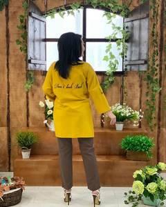 Рубашка с принтом Я7944