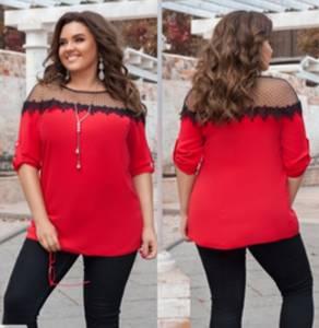 Блуза нарядная А01272