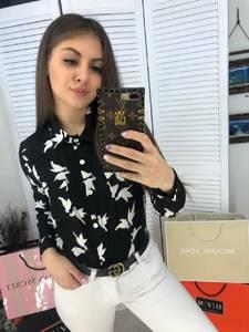 Рубашка с длинным рукавом А03743