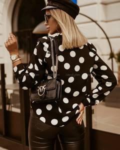 Блуза с длинным рукавом А30860