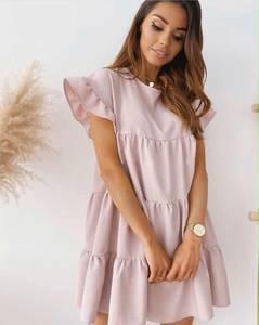 Платье короткое летнее А31457