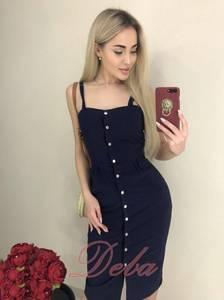 Платье короткое облегающее Ч4080