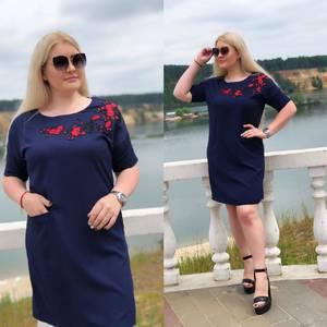 Платье короткое летнее Ч5434