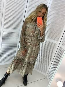 Платье длинное нарядное Ю4761