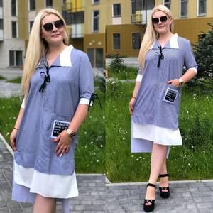 Платье короткое летнее Ч7583