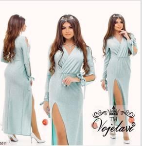 Платье длинное нарядное Ш6032
