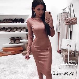 Платье короткое облегающее Ш6134