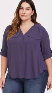 Блуза офисная Ю9667