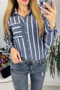 Рубашка с длинным рукавом Я0760
