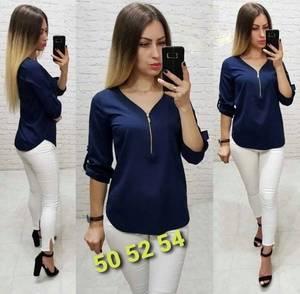 Блуза офисная Я4407