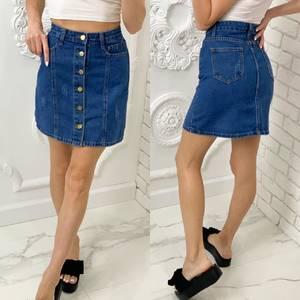 Юбка джинсовая Я5444