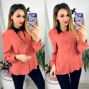 Рубашка с длинным рукавом Я6802