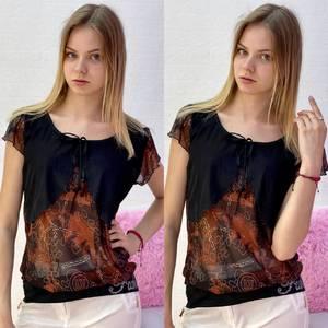 Блуза летняя Я7784