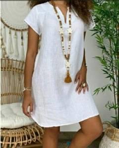 Платье короткое летнее А03651