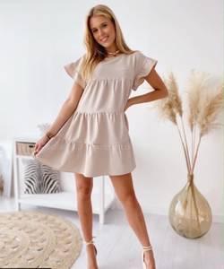 Платье короткое летнее А31458
