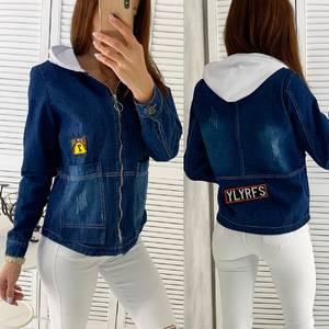 Джинсовая куртка Ч4180
